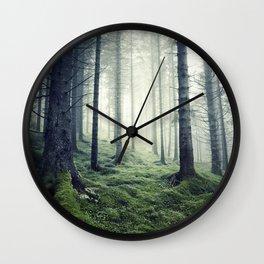 The last resort Wall Clock