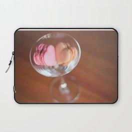 Valentine macarons Laptop Sleeve