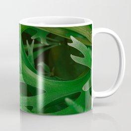Staghorn Ferns Pattern Coffee Mug