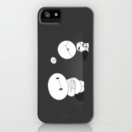 On a scale from 1 to 10 iPhone Case