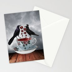 TEA AND A LIL' LOVE Stationery Cards