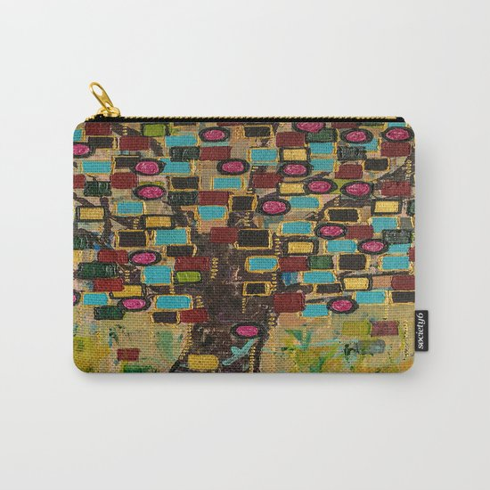 :: Jewel Tree :: Carry-All Pouch