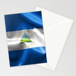 Nicaragua Flag Stationery Cards