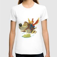 banjo T-shirts featuring Banjo by Rod Perich
