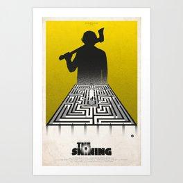 Shining (SK Films) Art Print