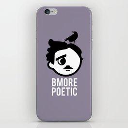 Bmore Poetic iPhone Skin