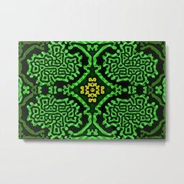 Colorandblack serie 412 Metal Print