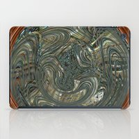 portal iPad Cases featuring Portal by DesignsByMarly