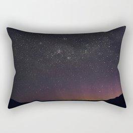 Purple night Rectangular Pillow