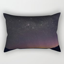 Purple night Rectangular Pillow