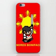 16-bit Andres Bonifacio iPhone & iPod Skin