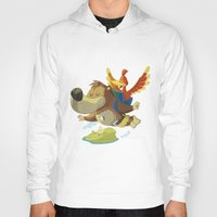 banjo Hoodies featuring Banjo by Rod Perich