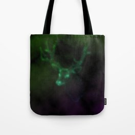 renostar / deer galaxy Tote Bag
