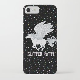Glitter Butt! iPhone Case
