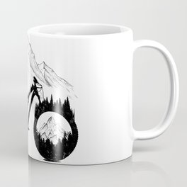 Enduro Mountains Coffee Mug