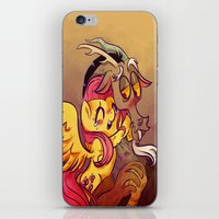 mlp iPhone & iPod Skins featuring MLP: Fluttercord by Miki Draw
