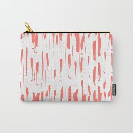 Harmony Coral Carry-All Pouch