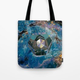Dodecahedron Tote Bag