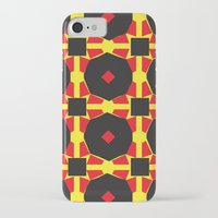 chad wys iPhone & iPod Cases featuring Anne-Lise in Chad by Marielle Loussot