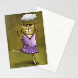 'Olive' Stationery Cards
