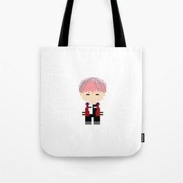 Pixel BTS JHope/Jung Hoseok - Spring Day (Bound) Tote Bag