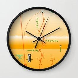 Detail Opaque 42 Wall Clock