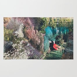 The Red Shirt (Gardentopia)  Rug
