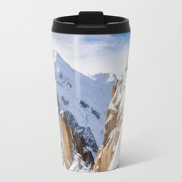 Chamonix, France Travel Mug