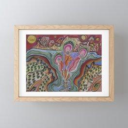 Fallopian Tubes Tuesday   Framed Mini Art Print