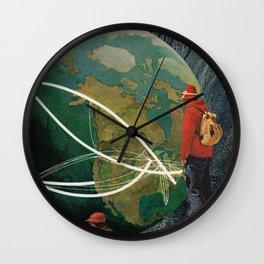 Purvey Wall Clock