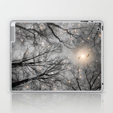 Nature Blazes Before Your Eyes 2 (Ash Embers) Laptop & iPad Skin
