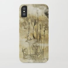 strange world iPhone X Slim Case