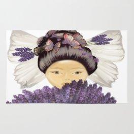 Lavender Rug