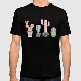 cacti colors T-shirt