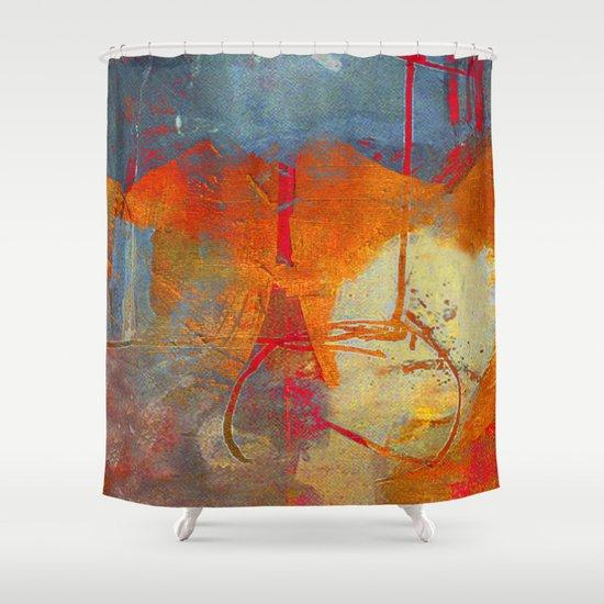 Gioco Del Bambino Shower Curtain
