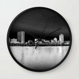 Back Bay Wall Clock