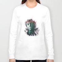 shameless Long Sleeve T-shirts featuring shameless,Phillip Gallagher,lip by Teya Ross