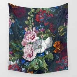 Summer Flowers IV Wall Tapestry