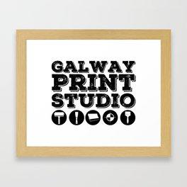 Galway Print Studio Framed Art Print