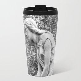 female statue Travel Mug