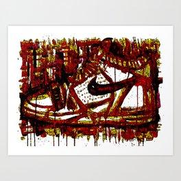 Air Experiment Art Print