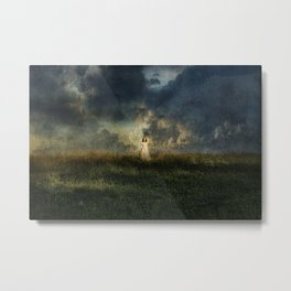 Memories Are Always Sweeter...Because They're Gone Metal Print