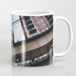 On Time, Above Ground Coffee Mug