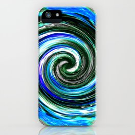 iDeal - Eye of the Storm 03 iPhone Case
