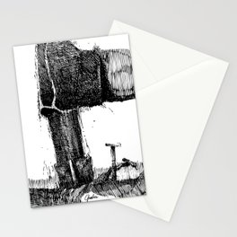 Hammerhead - M Stationery Cards