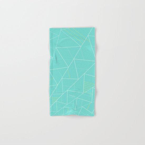 ZETA- Hand & Bath Towel