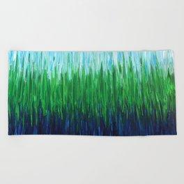:: Sea Grass :: Beach Towel