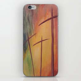 By His Grace iPhone Skin