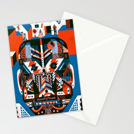 Homunculus Stationery Cards