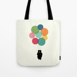 Happy Landing Tote Bag